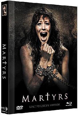 Einfach und sicher online bestellen: Martyrs (2015) Limited 555 Mediabook Cover A in Österreich kaufen.