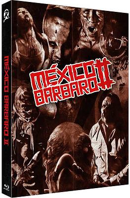 Einfach und sicher online bestellen: Mexico Barbaro 2 Limited 222 Mediabook Cover A in Österreich kaufen.