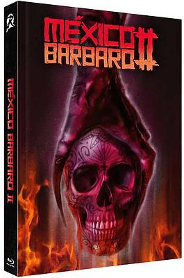 Einfach und sicher online bestellen: Mexico Barbaro 2 Limited 222 Mediabook Cover B in Österreich kaufen.
