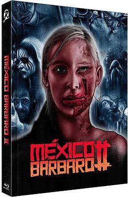 Einfach und sicher online bestellen: Mexico Barbaro 2 Limited 222 Mediabook Cover C in Österreich kaufen.