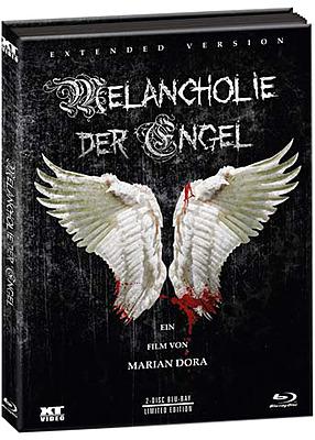 Einfach und sicher online bestellen: Melancholie der Engel 1000 Limited Mediabook in Österreich kaufen.