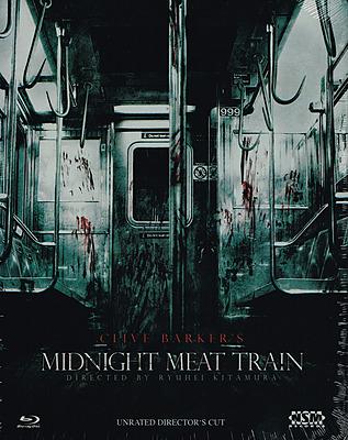Einfach und sicher online bestellen: Midnight Meat Train uncut Steelbook in Österreich kaufen.