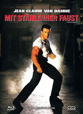 Einfach und sicher online bestellen: Mit stählerner Faust Limited Mediabook Cover A in Österreich kaufen.