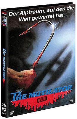 Einfach und sicher online bestellen: The Mutilator Limited Edition Mediabook Cover B in Österreich kaufen.