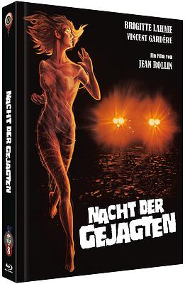 Einfach und sicher online bestellen: Nacht der Gejagten Limited 350 Mediabook Cover A in Österreich kaufen.