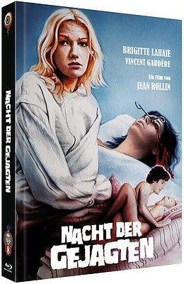 Einfach und sicher online bestellen: Nacht der Gejagten Limited 222 Mediabook Cover B in Österreich kaufen.