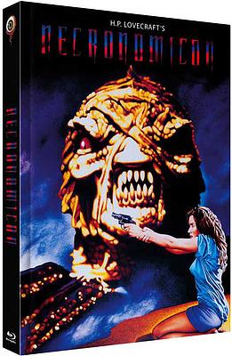 Einfach und sicher online bestellen: Necronomicon Limited 333 Mediabook Cover A in Österreich kaufen.