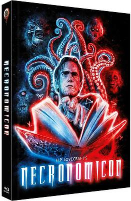 Einfach und sicher online bestellen: Necronomicon Limited 333 Mediabook Cover B in Österreich kaufen.