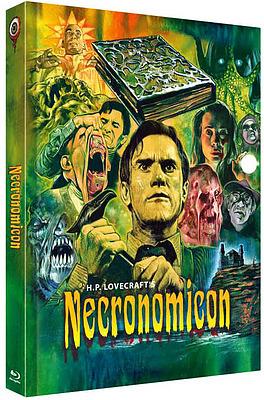 Einfach und sicher online bestellen: Necronomicon Limited 333 Mediabook Cover C in Österreich kaufen.