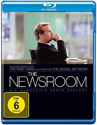 Einfach und sicher online bestellen: Newsroom: Die komplette 1. Staffel in Österreich kaufen.