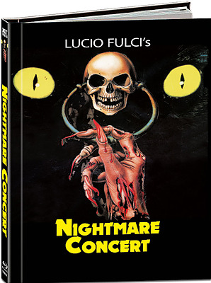 Einfach und sicher online bestellen: Nightmare Concert Cover B Mediabook (DVD+Blu-ray) in Österreich kaufen.