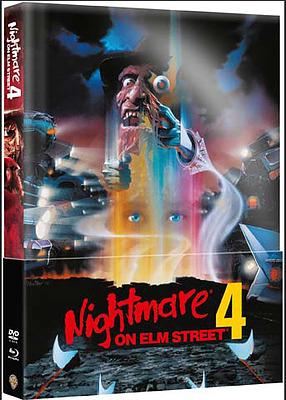 Einfach und sicher online bestellen: Nightmare on Elm Street 4 Mediabook in Österreich kaufen.