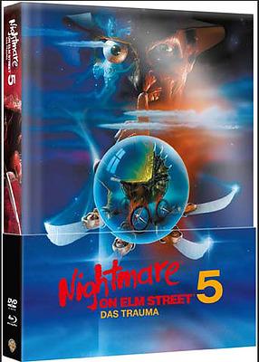 Einfach und sicher online bestellen: Nightmare on Elm Street 5 Mediabook in Österreich kaufen.