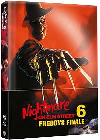 Einfach und sicher online bestellen: Nightmare on Elm Street 6 Mediabook in Österreich kaufen.