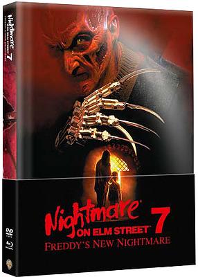 Einfach und sicher online bestellen: Nightmare on Elm Street 7 Mediabook in Österreich kaufen.