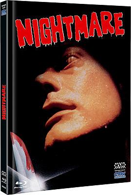 Einfach und sicher online bestellen: Nightmare Limited 666 Edition Mediabook Cover A in Österreich kaufen.
