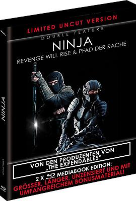 Einfach und sicher online bestellen: Ninja 1 & 2 Limited Black Edition Mediabook in Österreich kaufen.