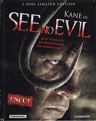 Einfach und sicher online bestellen: See No Evil Limited 1000 Edition Mediabook in Österreich kaufen.