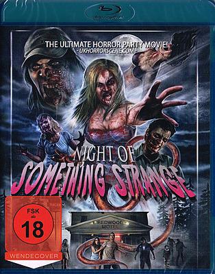 Einfach und sicher online bestellen: Night of Something Strange in Österreich kaufen.