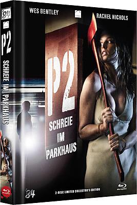 Einfach und sicher online bestellen: P2 - Schreie im Parkhaus Limited Mediabook Cover A in Österreich kaufen.