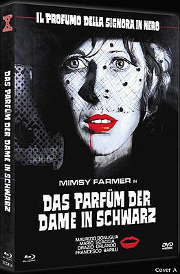 Einfach und sicher online bestellen: Das Parfüm der Dame in Schwarz Mediabook Cover A in Österreich kaufen.