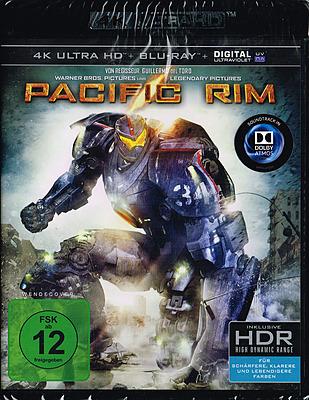 Einfach und sicher online bestellen: Pacific Rim 4k Ultra HD in Österreich kaufen.