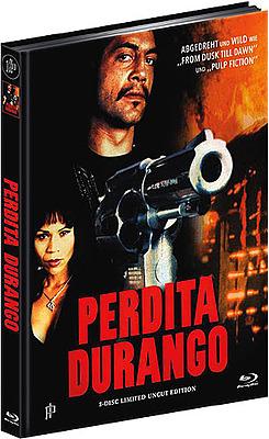 Einfach und sicher online bestellen: Perdita Durango Limited Edition Mediabook Cover A in Österreich kaufen.