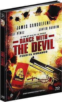 Einfach und sicher online bestellen: Dance with the Devil Limited Mediabook Cover B in Österreich kaufen.