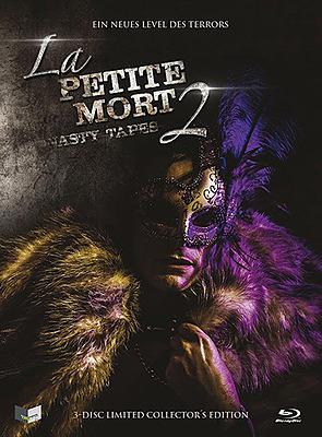 Einfach und sicher online bestellen: La Petite Mort 2: Nasty Tapes Cover B Mediabook in Österreich kaufen.