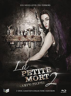 Einfach und sicher online bestellen: La Petite Mort 2: Nasty Tapes Cover C Mediabook in Österreich kaufen.