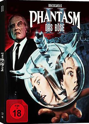 Einfach und sicher online bestellen: Phantasm II - Das Böse II Mediabook Cover B in Österreich kaufen.