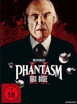 Einfach und sicher online bestellen: Phantasm II - Das Böse II Mediabook Cover C in Österreich kaufen.