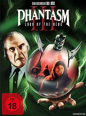 Einfach und sicher online bestellen: Phantasm III - Das Böse III Mediabook Cover B in Österreich kaufen.