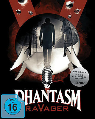 Einfach und sicher online bestellen: Phantasm V - Ravager Mediabook in Österreich kaufen.