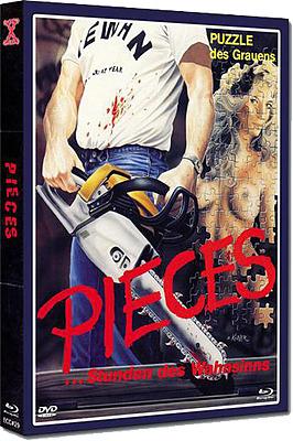 Einfach und sicher online bestellen: Pieces Limited 333 Edition Mediabook Cover B in Österreich kaufen.