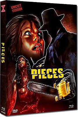 Einfach und sicher online bestellen: Pieces Limited 333 Edition Mediabook Cover C in Österreich kaufen.