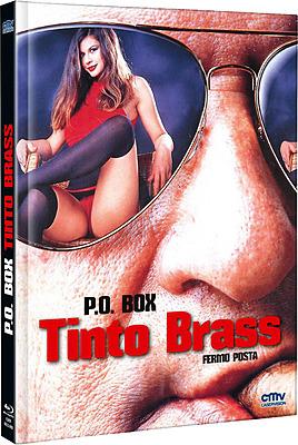 Einfach und sicher online bestellen: P.O. Box Tinto Brass Limited Mediabook Cover A in Österreich kaufen.