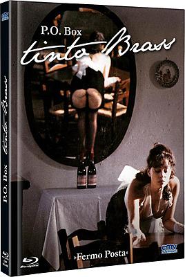 Einfach und sicher online bestellen: P.O. Box Tinto Brass Limited Mediabook Cover B in Österreich kaufen.