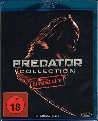 Einfach und sicher online bestellen: Predator 1-3 Collection in Österreich kaufen.