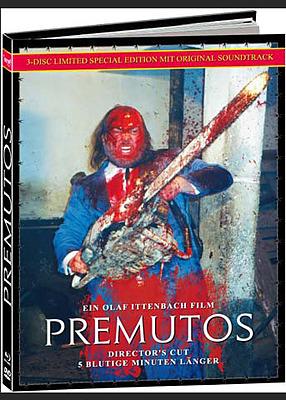 Einfach und sicher online bestellen: Premutos - Der gefallene Engel Mediabook Cover C in Österreich kaufen.