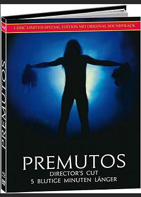 Einfach und sicher online bestellen: Premutos - Der gefallene Engel Mediabook Cover D in Österreich kaufen.