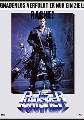 Einfach und sicher online bestellen: The Punisher (1989) Mediabook in Österreich kaufen.