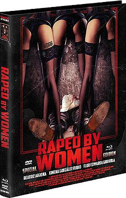 Einfach und sicher online bestellen: Raped by Women Limited Edition Mediabook Cover C in Österreich kaufen.