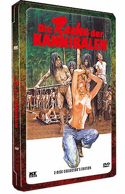 Einfach und sicher online bestellen: Rache der Kannibalen 3D Metalpak Edition in Österreich kaufen.