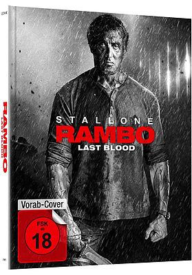 Einfach und sicher online bestellen: Rambo: Last Blood Limited Mediabook in Österreich kaufen.