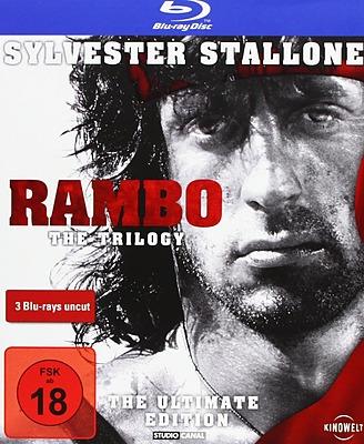 Einfach und sicher online bestellen: Rambo Trilogie Ultimate Edition in Österreich kaufen.