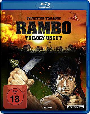 Einfach und sicher online bestellen: Rambo Trilogy in Österreich kaufen.