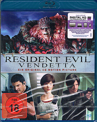 Einfach und sicher online bestellen: Resident Evil: Vendetta in Österreich kaufen.