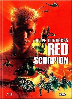Einfach und sicher online bestellen: Red Scorpion Limited 222 Mediabook Cover B in Österreich kaufen.