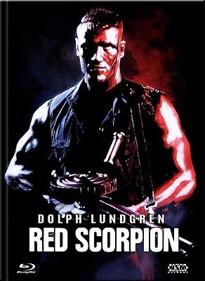Einfach und sicher online bestellen: Red Scorpion Limited 222 Mediabook Cover C in Österreich kaufen.